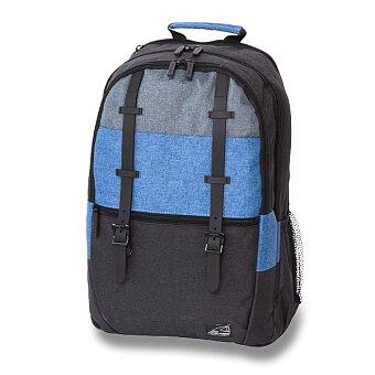 Obrázek produktu Školní batoh Walker Snap Classic - modro-šedý