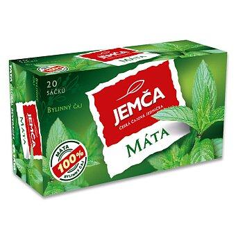 Obrázek produktu Bylinný čaj Jemča  Máta - 20 sáčků