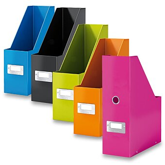 Obrázek produktu Otevřený archivační box Leitz Click & Store - hřbet 103 mm, výběr barev