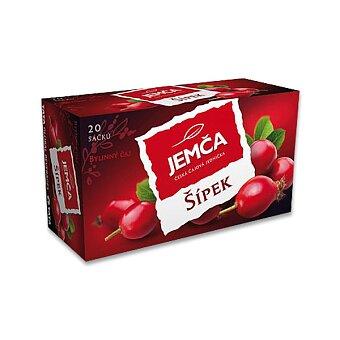 Obrázek produktu Bylinný čaj Jemča  Šípek - 20 sáčků