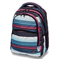 Školní batoh Walker Base Classic Scale Stripes