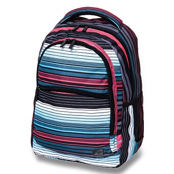 Obrázek produktu Školní batoh Walker Base Classic Scale Stripes
