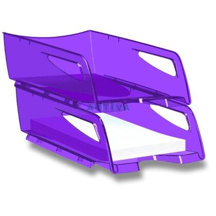 Obrázek produktu CEP Pro Happy - kancelářský velkokapacitní odkladač - fialový