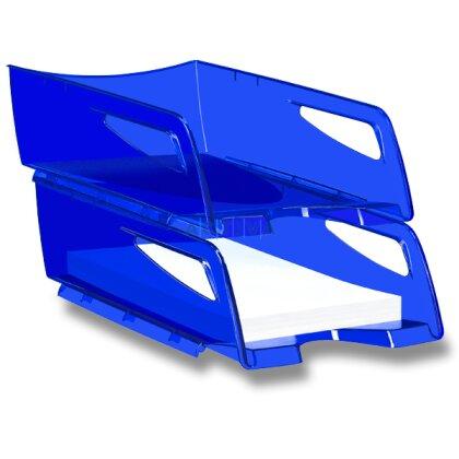 Obrázek produktu CEP Pro Happy - kancelářský velkokapacitní odkladač - modrý