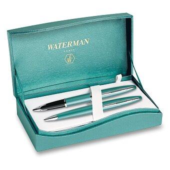 Obrázek produktu Waterman Carène Lagoon s inkoustem - sada plnicí pero a kuličková tužka