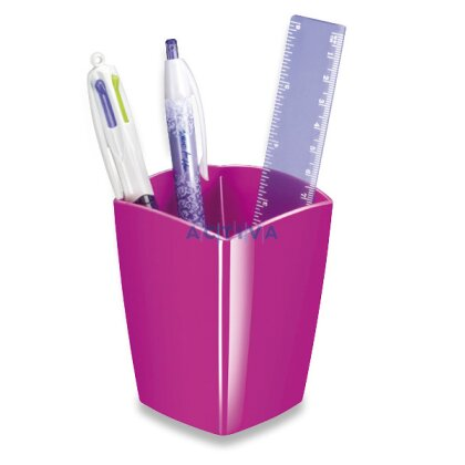 Obrázek produktu CEP Pro Gloss - stojánek na psací potřeby - růžový