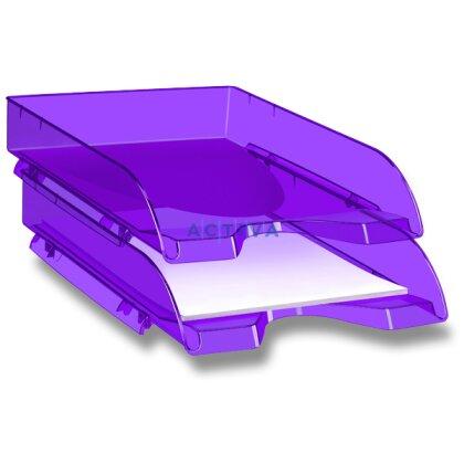 Obrázek produktu CEP Pro Happy - kancelářský odkladač - fialový