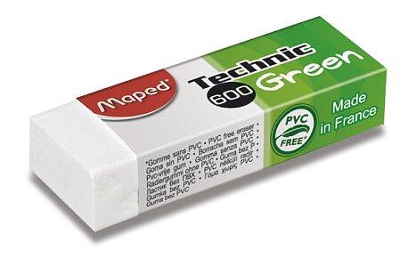 Obrázek produktu Pryž Maped Technic 600 Green