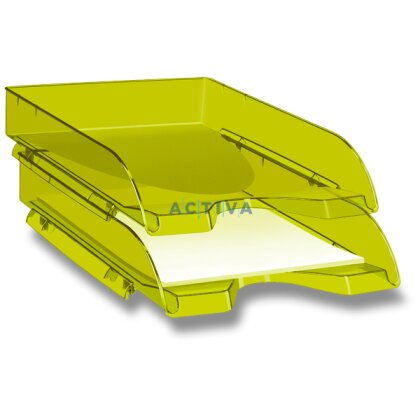 Obrázek produktu CEP Pro Happy - kancelářský odkladač - zelený