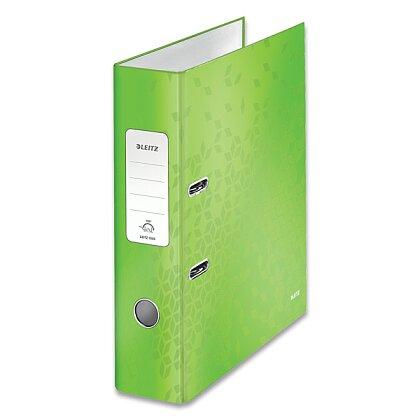 Obrázek produktu Leitz Wow - pákový pořadač - 80 mm, zelený