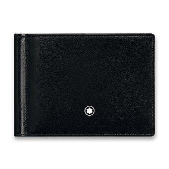 Obrázek produktu Peněženka Montblanc Meisterstück - 6 cc, klip na bankovky