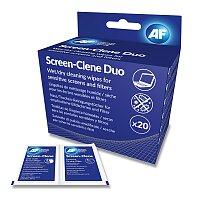 Čistící utěrky pro zobrazovací plochy AF Screen-Clene Duo