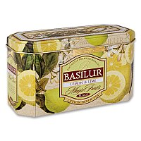 Černý čaj Basilur Magic Lemon & Lime