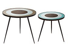 Stolek Notre Monde Bullseye Side Table