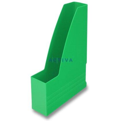 Obrázek produktu Chemoplast Office - plastový stojan na katalogy - zelený
