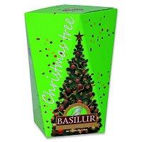 Zelený čaj Basilur Christmas Tree Colour Green