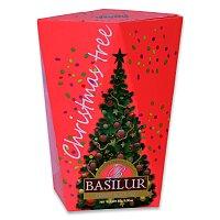 Černý čaj Basilur Christmas Tree Colour Red