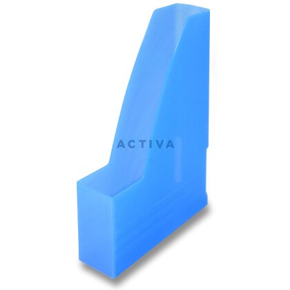 Obrázek produktu Chemoplast Office - plastový stojan na katalogy - světle modrý
