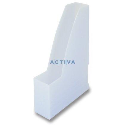 Obrázek produktu Chemoplast Office - plastový stojan na katalogy - bílý