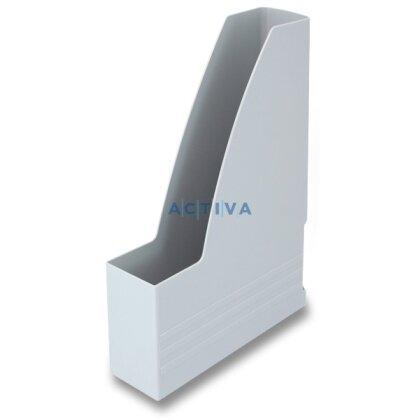 Obrázek produktu Chemoplast Office - plastový stojan na katalogy - šedý
