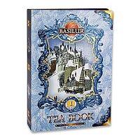 Černý čaj Basilur Tea Book Blue I.