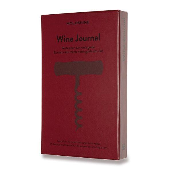 Zápisník Moleskine Passion Wine Journal