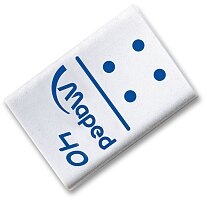 Pryž Maped Domino 40