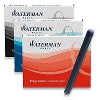 Inkoustové bombičky Waterman, výběr barev