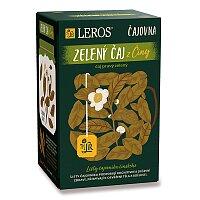 Zelený čaj Leros Čajovna z Číny