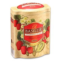 Černý čaj Basilur Magic Strawberry & Kiwi