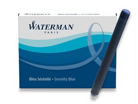 Obrázek produktu Inkoustové bombičky Waterman, omyvatelné