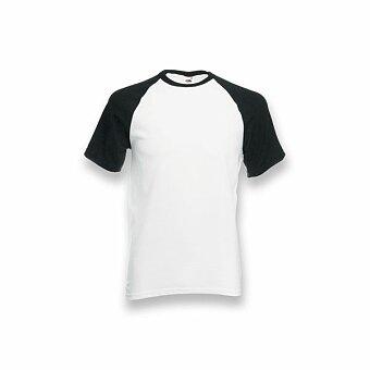 Obrázek produktu FRUIT OF THE LOOM DOUBLER - unisex tričko, vel. XL, výběr barev