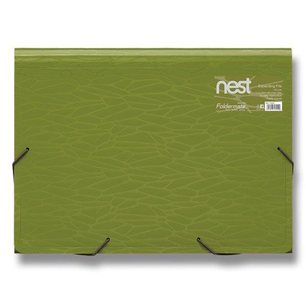 Desky na dokumenty FolderMate Nest zelená