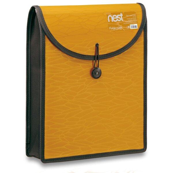 Desky na dokumenty FolderMate Nest zlatožlutá