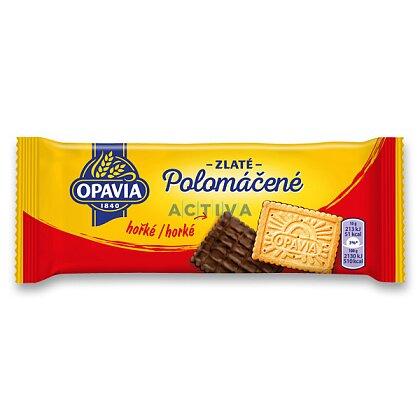 Obrázek produktu Opavia Zlaté - polomáčené sušenky hořké, 100 g