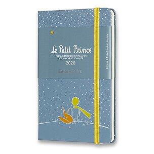 Diář Moleskine 2020 Le Petit Prince, tvrdé desky