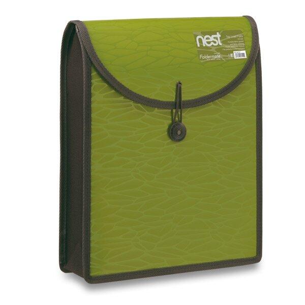Desky na dokumenty FolderMate Nest olivově zelená