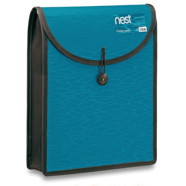 Desky na dokumenty FolderMate Nest modrá