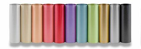 Obrázek produktu Dárkový balicí papír Perlage - 2 x 0,7 m, mix barev