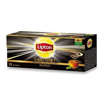 Obrázek produktu Černý čaj Lipton Earl Grey Classic - 25 sáčků