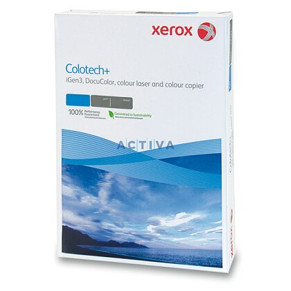 Obrázok produktu Xerox Colotech+ - xerografický papier - A4, 160 g, 250 listov