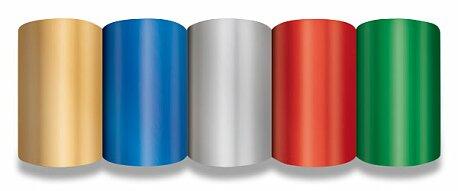 Obrázek produktu Dárkový balicí papír Metal - 2 x 0,7 m, mix barev