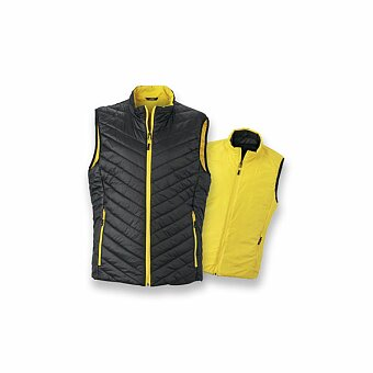 Obrázek produktu WESTIX MEN - pánská oboustranná polyamidová vesta, vel. XL, výběr barev