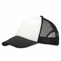 SAFA - polyesterová baseballová čepice, výběr barev