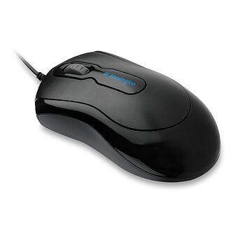 Obrázek produktu Optická myš Kensington Mouse-in-a-Box Wired - USB, 800 dpi