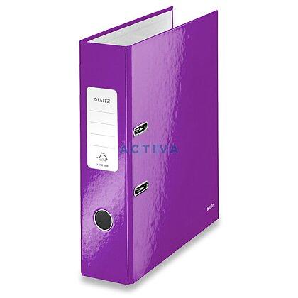 Obrázek produktu Leitz Wow - pákový pořadač - 50 mm, fialový