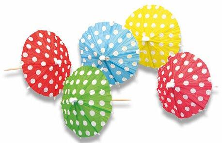 Obrázek produktu Deštníčky - průměr 10 cm