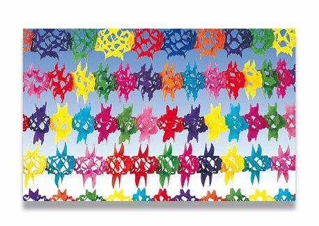Obrázek produktu Girlanda papírová - 4 m
