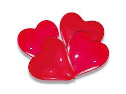 Nafukovací balónky - srdce