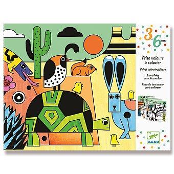 Obrázek produktu Sametové malování Djeco - Colorado